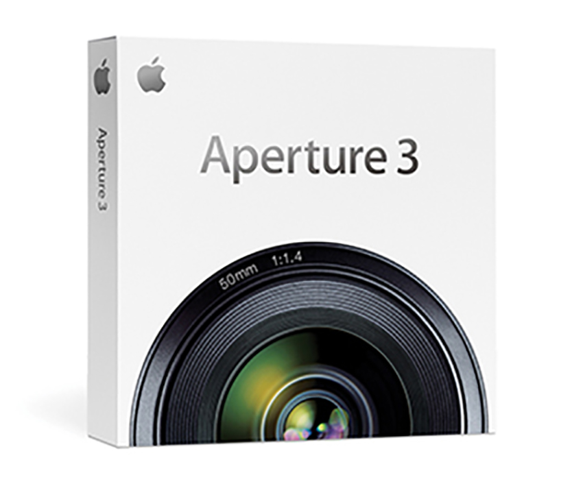 The Past, Present and Future of Apple Aperture