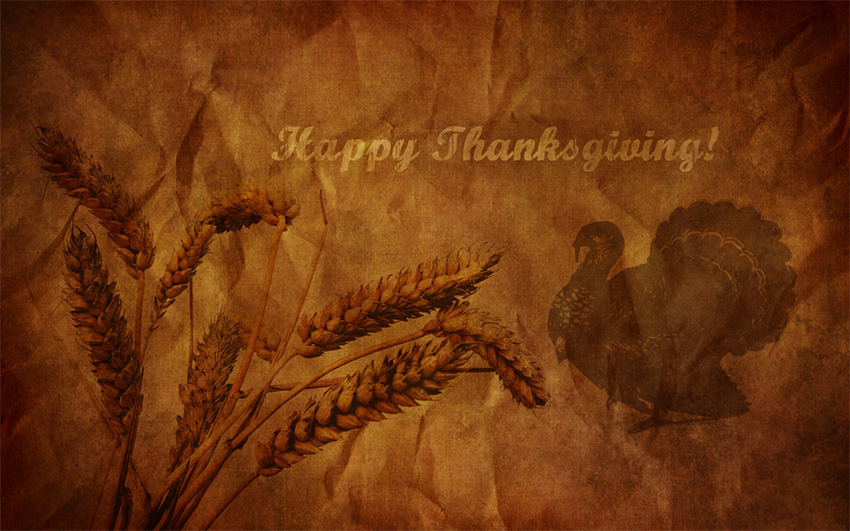 Happy Thanksgiving from PhotoVid Gallery