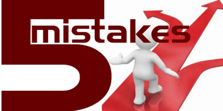 5 Mistakes I Have Made That Cost Me Business