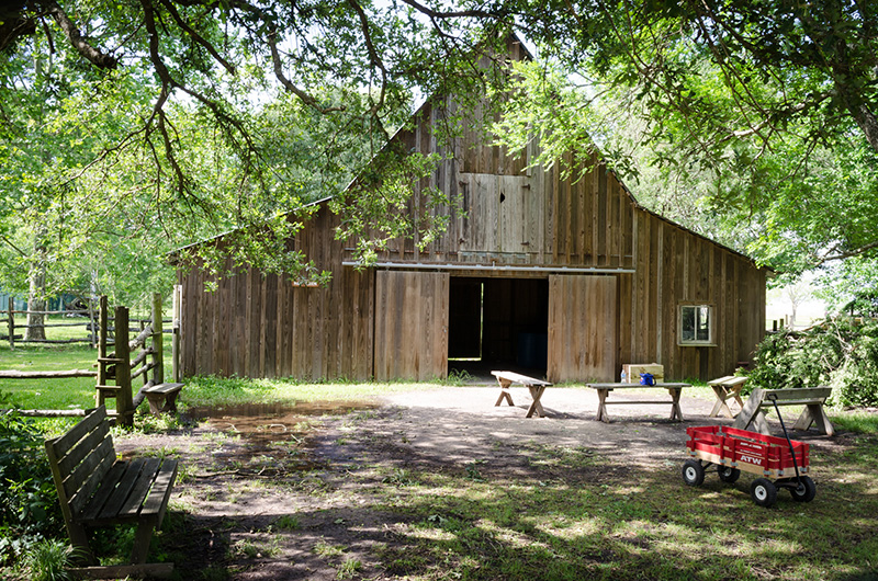 If You're Thinking About Having A Barn Wedding.